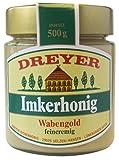 Dreyer - Imkerhonig Wabengold feincremig - 500g