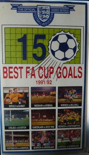 Preisvergleich Produktbild 150 Best F.a Cup Goals 1991 / 92 [VHS]