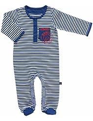 Pyjama Grenouillère PSG - Collection officielle PARIS SAINT GERMAIN - Taille bébé garçon