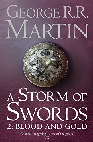 A Storm of Swords: Part 2 Blood and Gold (A Song of Ice and Fire, Book 3) por George R.R. Martin