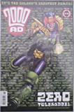 2000AD Prog. 1246 13th June 2001