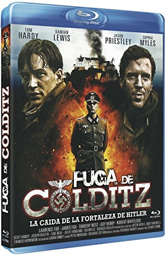 Fuga De Colditz [Blu-ray] 51RyA9HsC2L