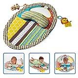 Baby Gym Playmat Kinder Wasserdichte Bodenmatte Frühes Lernen Höhe Decke Spielen Spiel Teppich...