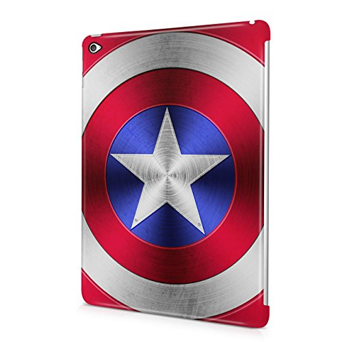 Shield Of Captain America The Avengers Superhero Hard Snap-On Protective Case Cover For Apple iPad Air 2