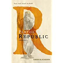Plato's Republic: A Biography (Books That Shook the World) by Simon Blackburn (2006-07-13)