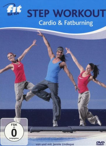 Fit for Fun - Step Workout - Cardio & Fatburning (Aerobic-dvd)