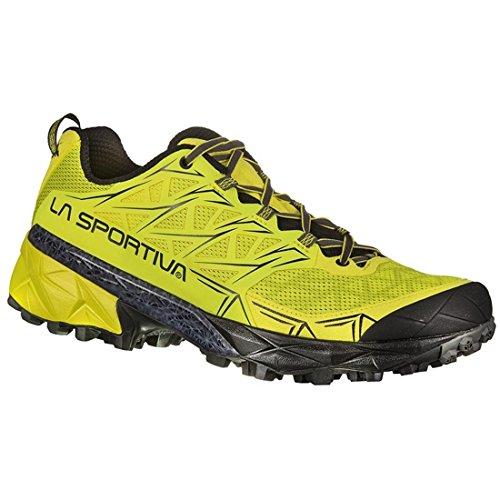 La Sportiva Akyra, Scarpe da Trail Running Uomo, Giallo (Butter 000), 44.5 EU