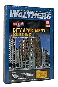 Walthers Corn Silverstone 933-3770-Ciudad de condominios Modelo Ferrocarril Accesorios