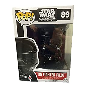Funko Pop Piloto Tie Fighter (Star Wars 89) Funko Pop Star Wars