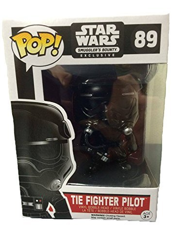 Funko Pop Piloto Tie Fighter (Star Wars 89) Funko Pop Star Wars