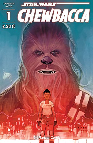 Star Wars Chewbacca 01 por Phil Noto