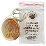 Best Delight Jewelry Friend Jewelry Foods - RINGING CEDARS OF RUSSIA Siberian Cedar Pendant no Review