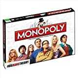 Monopoly The Big Bang Theory (Edición en Castellano)