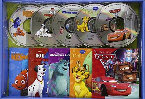 Mon coffret livres CD classiques (5CD audio) par Disney