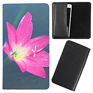 DooDa - For Lava Xolo Q500 PU Leather Designer Fashionable Fancy Case Cover Pouch With Smooth Inner Velvet