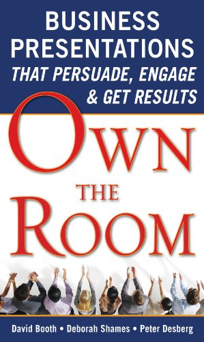 Own the Room: Business Presentations that Persuade, Engage, and Get Results (English Edition)