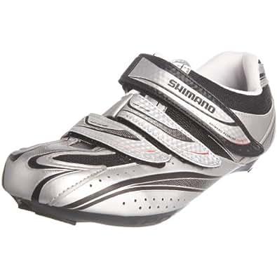 Shimano Men's Cycling Shoes, Silver, 3.5 UK