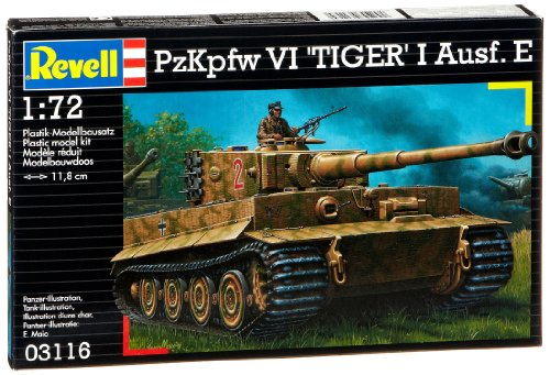 Revell - 3117 - Maquette - Pzkpfw IV - Tiger