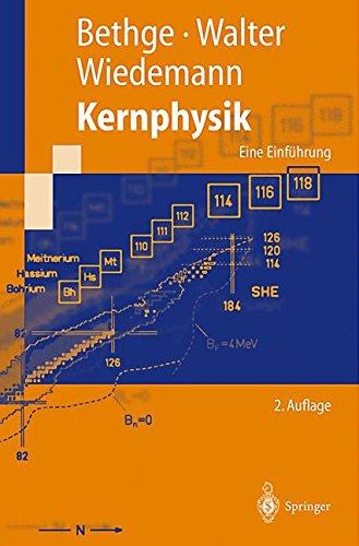 Kernphysik: Eine Einführung (Springer-Lehrbuch)