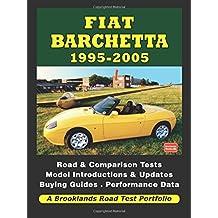 Fiat Barchetta 1995-2005 (Road Test Portfolio)