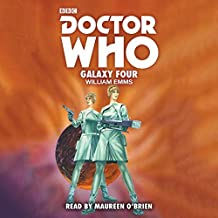 Doctor Who: Galaxy Four: 1st Doctor Novelisation (BBC)