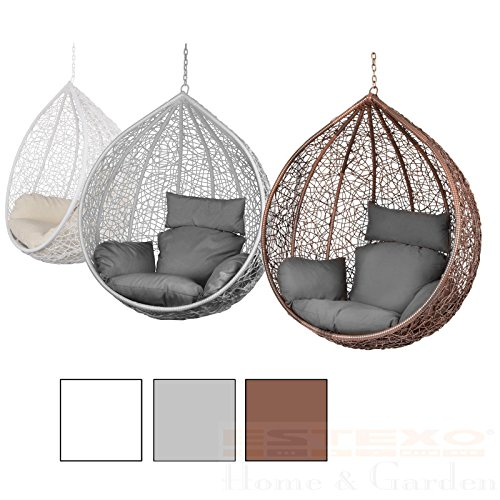 h ngesessel rattan das beste f r den garten 2019 garten themenguide. Black Bedroom Furniture Sets. Home Design Ideas