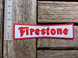 Toppe aufnaher toppa - FIRESTONE- thermocollant