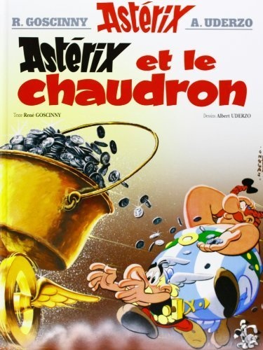 Astérix - Astérix et le chaudron - n?3 (Asterix) (French Edition) by Rene Goscinny, Albert Urdezo (2005) Hardcover