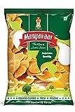 Manyavaar Ready to Fry Panipuri Golgappa Papad, 1kg Pouch