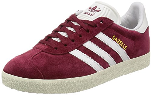 Adidas Gazelle Collegiate Burgundy/White/Gold Metallic collegiate burgundy/white/gold metallic