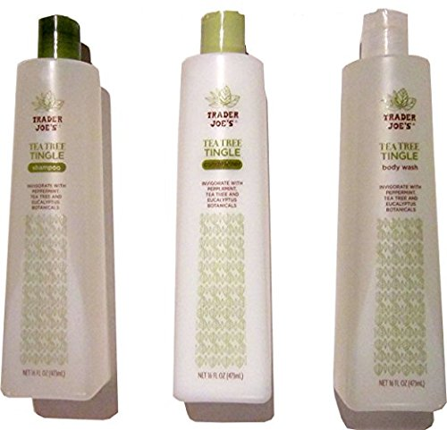 tea-tree-tingle-cruelty-free-bundle-shampoo-conditioner-body-wash-16-fl-oz-bottles-by-trader-joes