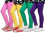 Indistar Girls Super Soft Cotton Legging...