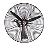 YiYi fan Ventilatore ad Alta Potenza/Ventilatore Industriale/Ventilatore a Corno/Ventilatore a Muro Industriale/Barbecue per officine di Fabbrica