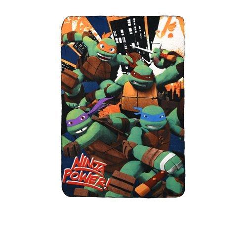 Teenage Mutant Ninja Turtles - 150 x 100 cm Polar Fleece Decke
