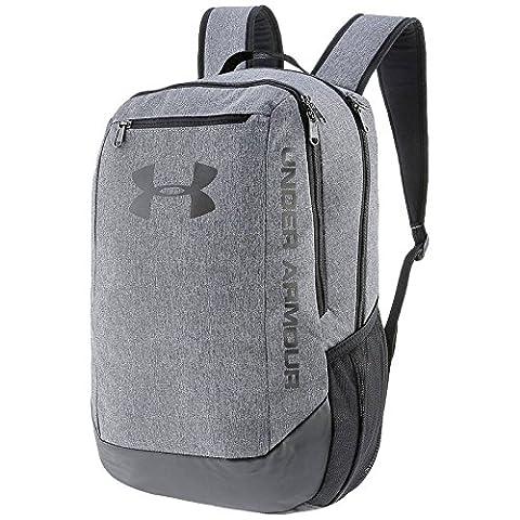 Under Armour UA Hustle Backpack ldwr Sac à dos taille unique graphite