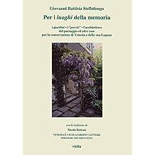 ITA-PER I LUOGHI DELLA MEMORIA (Fuori Collana)