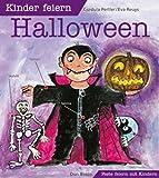 Kinder feiern Halloween (Feste feiern mit Kindern)