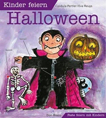 een (Feste feiern mit Kindern) (Halloween-party-spiele Vorschule)