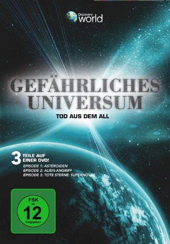 Gefährliches Universum - Tod aus dem All (Discovery World) (Channel-dvd History)