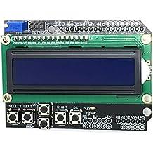 Aptotec 16x2 LCD Keypad Shield for Arduino UNO, MEGA R3, Mega2560 Duemilanove