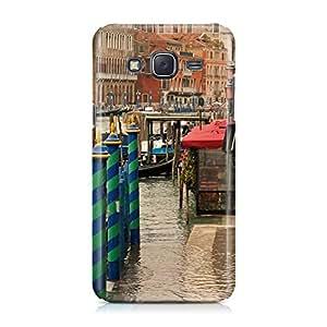 Hamee Designer Printed Hard Back Case Cover for Samsung Galaxy S8 Design 98