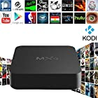 Zenoplige MXQ Android Smart TV Box Amlogic S805 Quad Core KODI Preinstallato Fully Loaded Airplay Miracast HDMI 1G RAM 8G ROM
