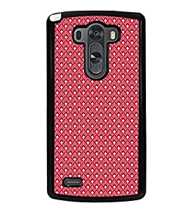 Colourful Pattern 2D Hard Polycarbonate Designer Back Case Cover for LG G3 :: LG G3 Dual LTE :: LG G3 D855 D850 D851 D852