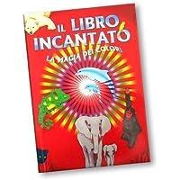 Il libro incantato (animali) - Piccolo - Magia per Bambini - Giochi di Prestigio e Magia