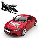Papagei Autoaufkleber Sticker Cartattoo Vogel Tierwelt Motive Folienplot fürs Fahrzeug |KB249