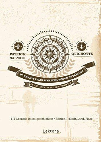 Buchseite und Rezensionen zu 'Du kannst alles schaffen, wovon du träumst' von Patrick Salmen