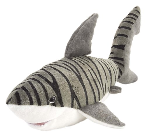 Wild Republic Europe ApS 38cm Cuddlekins Shark Tiger
