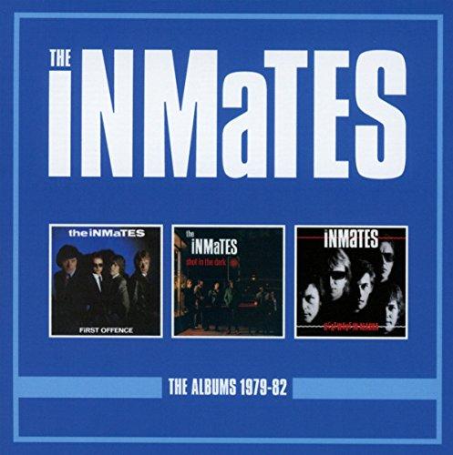 The Inmates: The Albums 1979-82 Plus Bonustracks (3CD Boxset) (Audio CD)