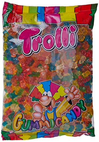 Trolli Osos Gummi 2kg
