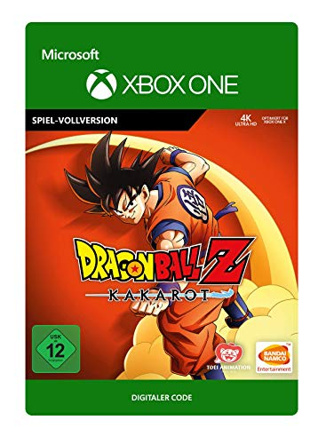 DRAGON BALL Z: KAKAROT Standard Edition | Xbox One - Download Code